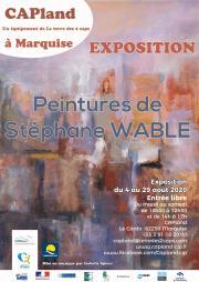 Les peintures de Stéphane Wable