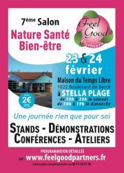Salon Nature Santé Bien Être