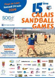 Calais Sandball Games