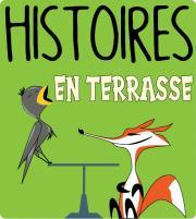 Histoires en terrasse au camping Les Argousiers