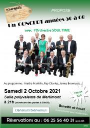 concert : soul time