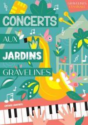Concerts d'été aux Jardins
