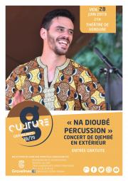 Na dioube percussions