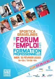 Forum de l'Emploi et de la Formation Professionnelle