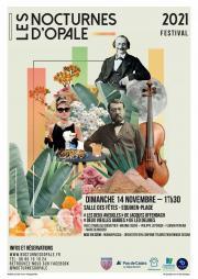 """Festival """"Les Nocturnes d'Opale"""""""