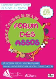 Forum des associations Marckoises
