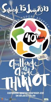 Challenge Claude Thiriot
