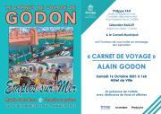 """Exposition """"Le carnet de Voyage"""""""