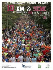 Le Touquet - Semi marathon ou 10 km
