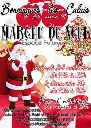 Marché de Noël de Bonningues les Calais