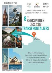Rencontres JOBS transfrontaliers