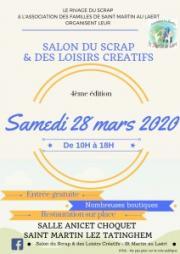 Salon du Scrapbooking et des Loisirs Créatifs