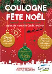 La Ville de Coulogne fête Noël !