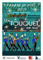 Parade de Noel du Touquet