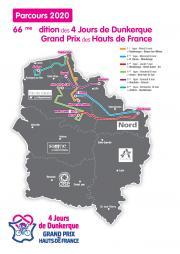 Les 4  jours de Dunkerque
