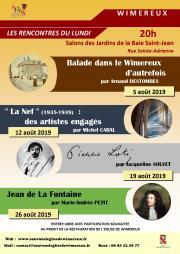 Soirée Jean de la Fontaine