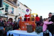 Défilé Saint Nicolas à Étaples
