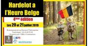 Hardelot à l'heure belge
