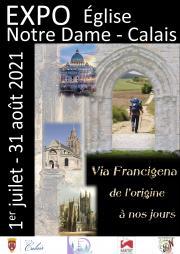 Expo Eglise Notre Dame de Calais