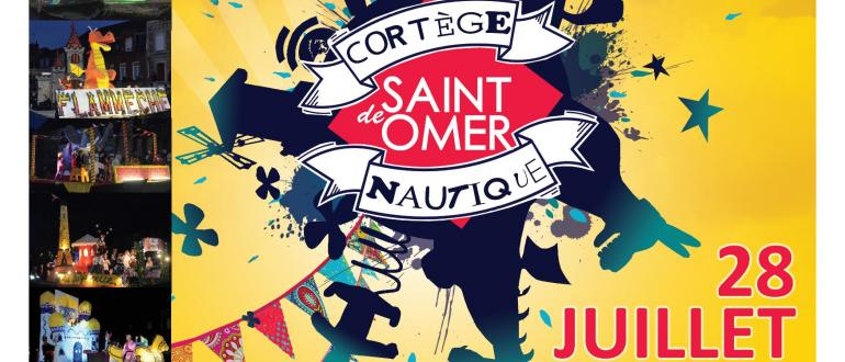 Visuel pour cortège nautique de saint-omer #42