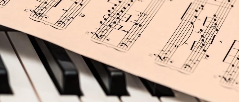 Visuel pour festival les pianos folies