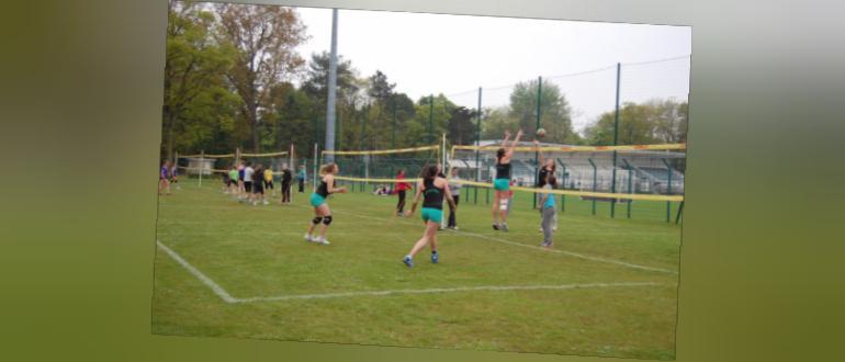 Visuel pour  tournoi de pentecôte - volley-ball