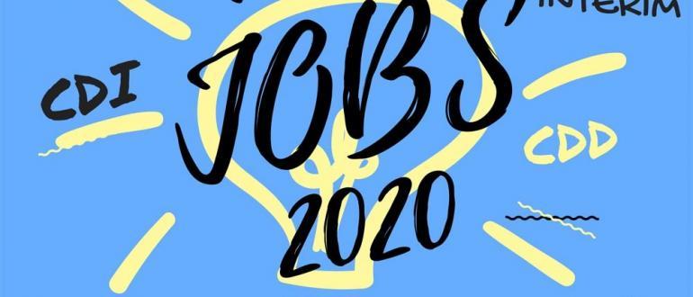 Visuel pour forum jobs