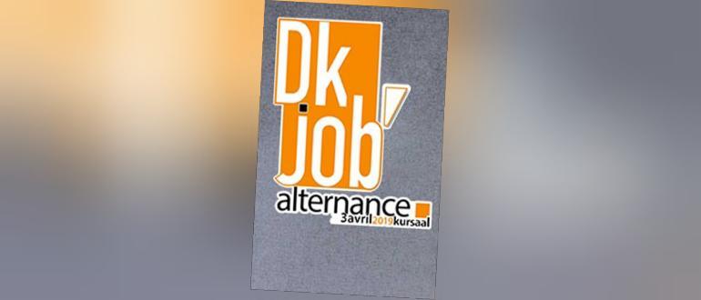 Visuel pour forum dk job alternance