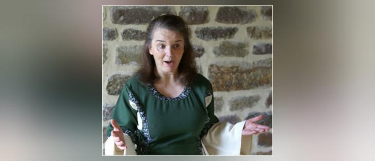 Visuel pour la fabuleuse histoire de jeanne d'arc