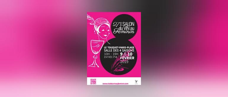 Visuel pour 27ème salon du vin au féminin