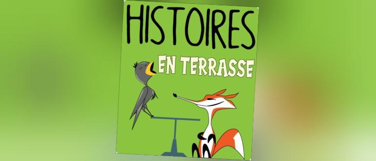 Visuel pour histoires en terrasse