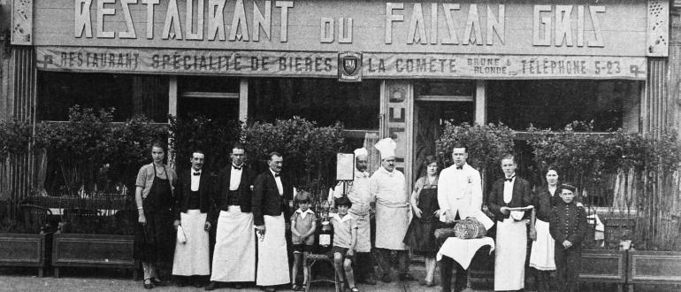 Visuel pour «la vie de nos commerces calaisiens d'autrefois»