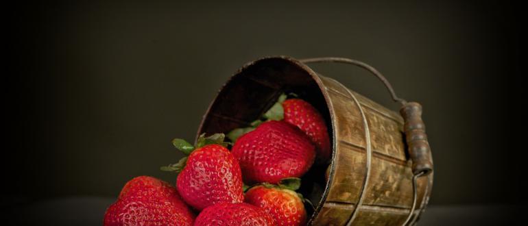 Visuel pour fête des fraises de samer