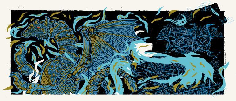 Visuel pour le dragon de calais