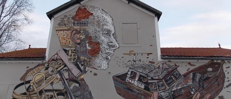 Visuel pour festival street art