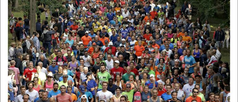 Visuel pour le touquet - semi marathon ou 10 km