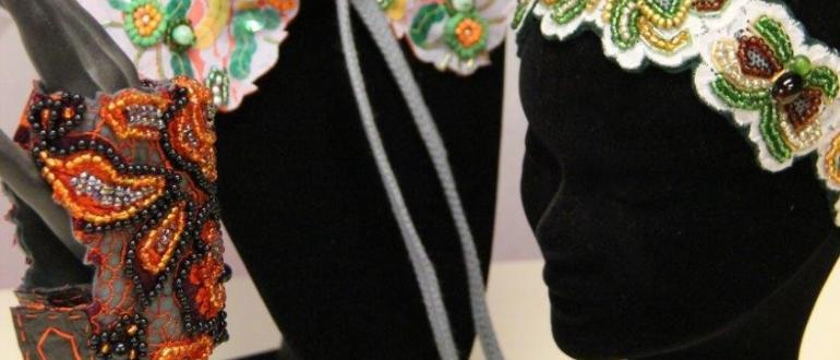 Visuel pour ateliers - accessoires colorés et créatifs
