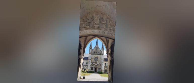 Visuel pour visites guidées chartreuse de neuville