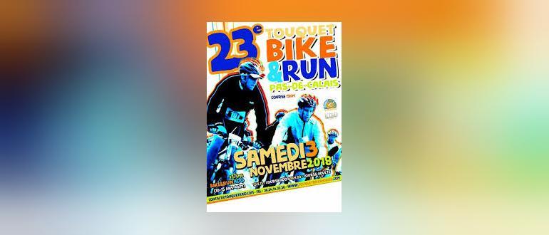 Visuel pour touquet bike&run
