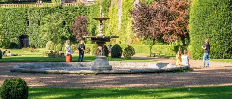 Visuel pour rendez-vous aux jardins saint-omer