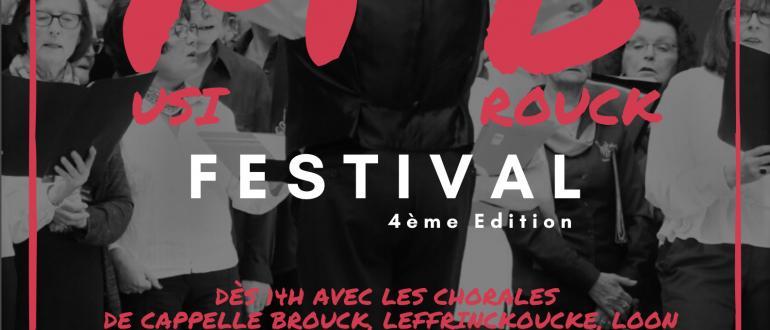 Visuel pour musibrouck festival