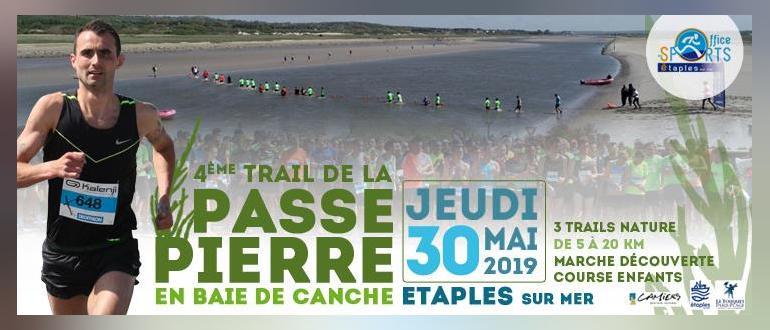 """Visuel pour 4e edition """"la passe pierre"""""""
